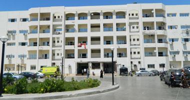 وصول 5 أطباء من جامعة قناة السويس للكشف على المرضى بمستشفى العريش العام <br>المصدر:اليوم السابع