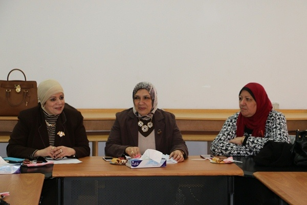 تعاون مشترك بين مركز تطوير التعليم الجامعي ومركز التميز البحثى لدعم الخدمات البحثية