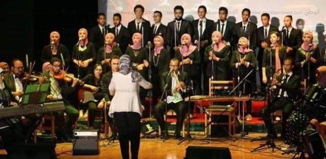 كورال جامعة قناة السويس يفوز بالمركز الثاني على الجامعات والمعاهد <br>المصدر:عربي 24