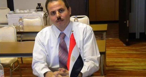 الأستاذ الدكتور ناصر مندور عميداً للكلية المصرية الصينية للتكنولوجيا التطبيقية جامعة قناة السويس