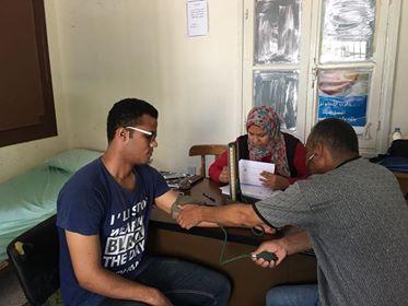 فعاليات اليوم الثاني لمعسكر إعداد قادة المستقبل بجامعة القناة