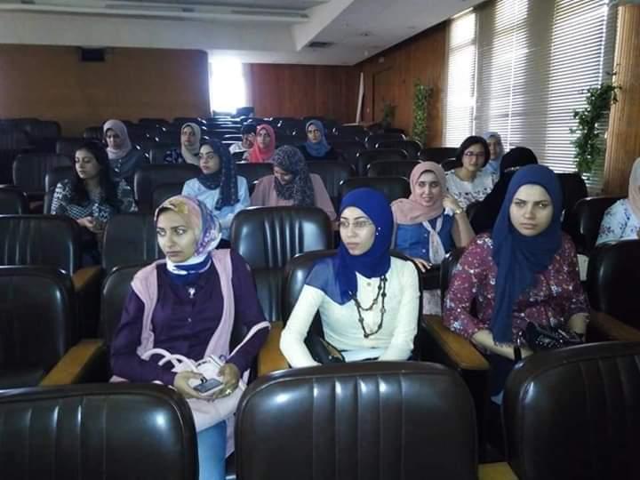 كلية الطب جامعة قناة السويس تنظم اليوم العلمي لقسم أمراض الباطنة