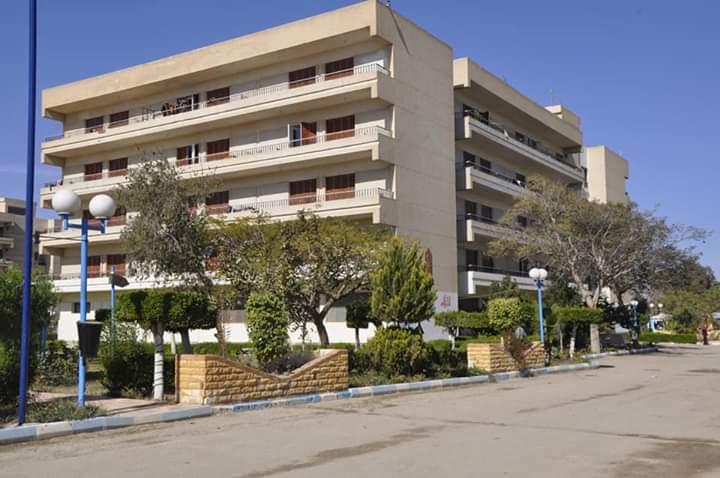 ١٩ سبتمبر بدء التسكين بالمدن الجامعية بجامعة القناه