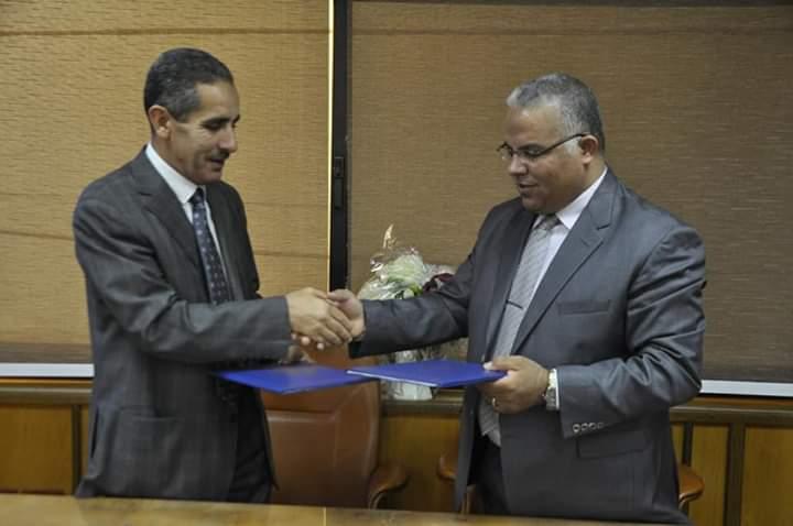 بروتوكول تعاون بين جامعة القناة ومديرية التربية والتعليم