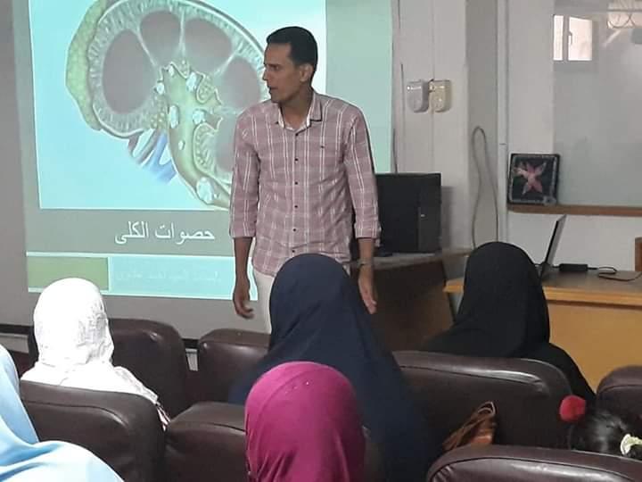 حصوات الكلى…برنامج تدريبي بجامعة قناة السويس