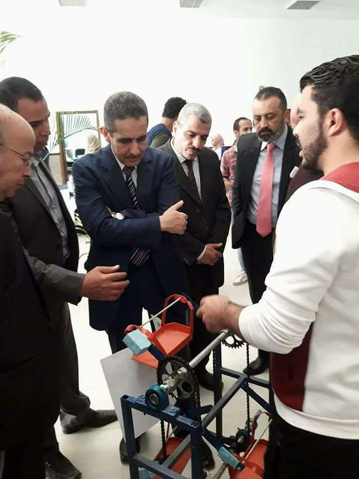 فى مؤتمر البحوث الطلابية بكلية هندسة قناة السويس ابتكارات ومشاريع متميزه لتوفير الوقود والطاقة الشمسية