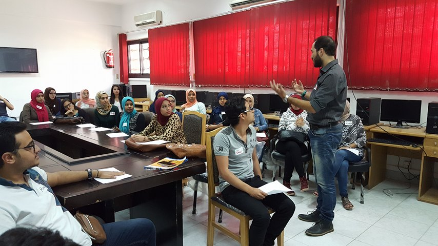 Workshop on Entrepreneurship at University Education Development Center