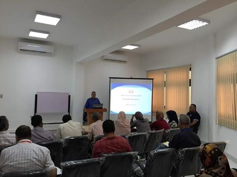 Knowledge Embassy at Canal University is hosting a series of workshops on the documentation and the application of quality management system in accordance with the requirements of international standard ISO 9001/2015
