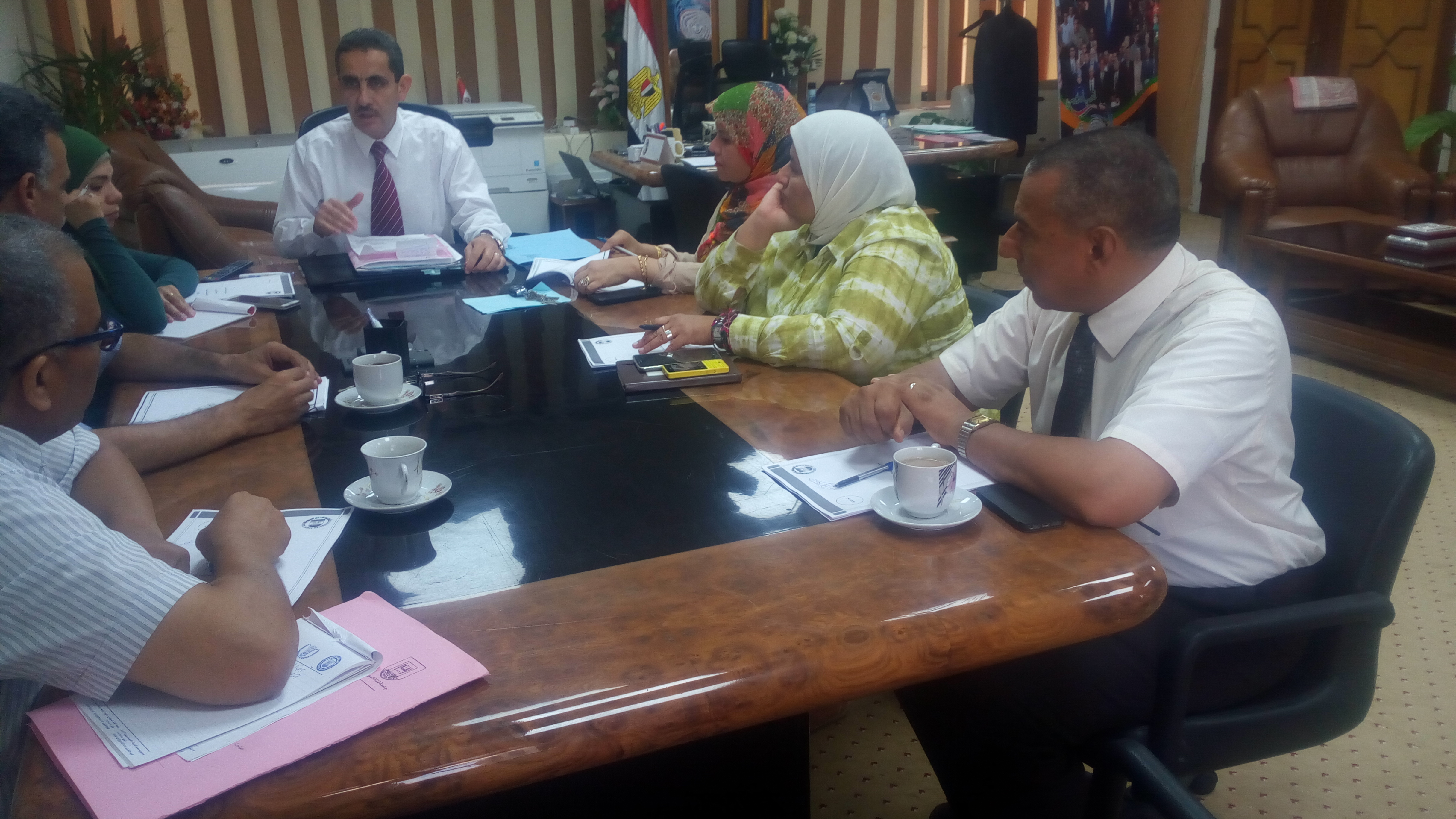 Canal University form a committee to review the regulations colleges