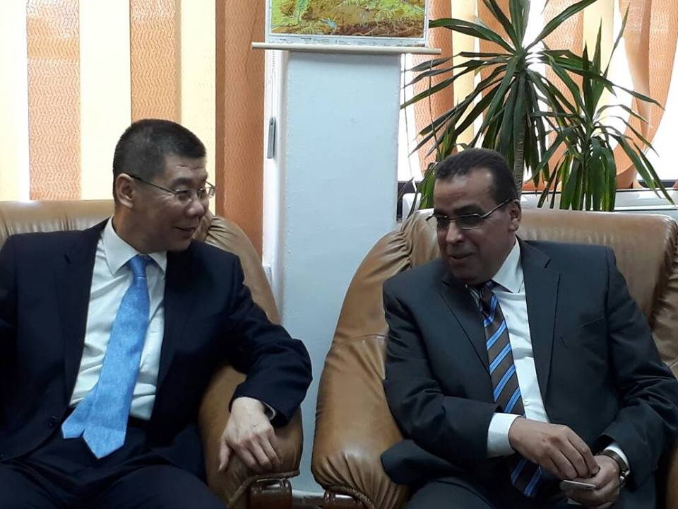 Protocol of cooperation between Canal University and the universities of Shanxi Province, China