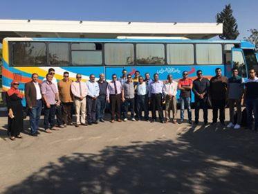 Launching of Environmental sanitation convoys to Saint Catherine