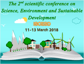 Suez Canal University announces for the 2nd International Scientific Conference on Science, Environment and Sustainable Development