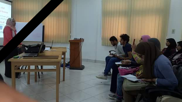 Two seminars about the activities of the child and databases at Suez Canal University