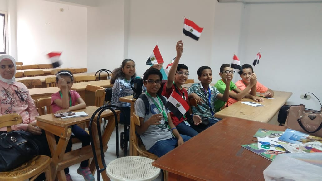 Suez Canal University launches the first phase of the fourth session of the University of the Child