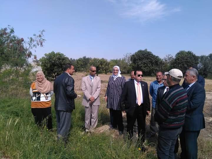 Suez Canal University is preparing to launch the sixth environmental week
