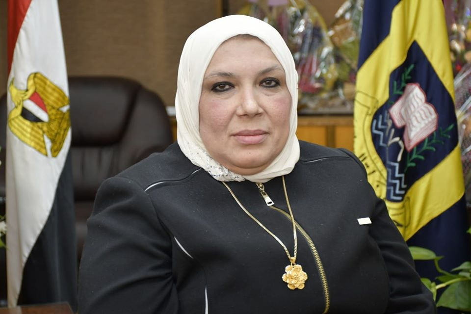 Prof.Dr. Magda Hagras: suspension of all activities at Suez Canal University, which includes large gatherings of students