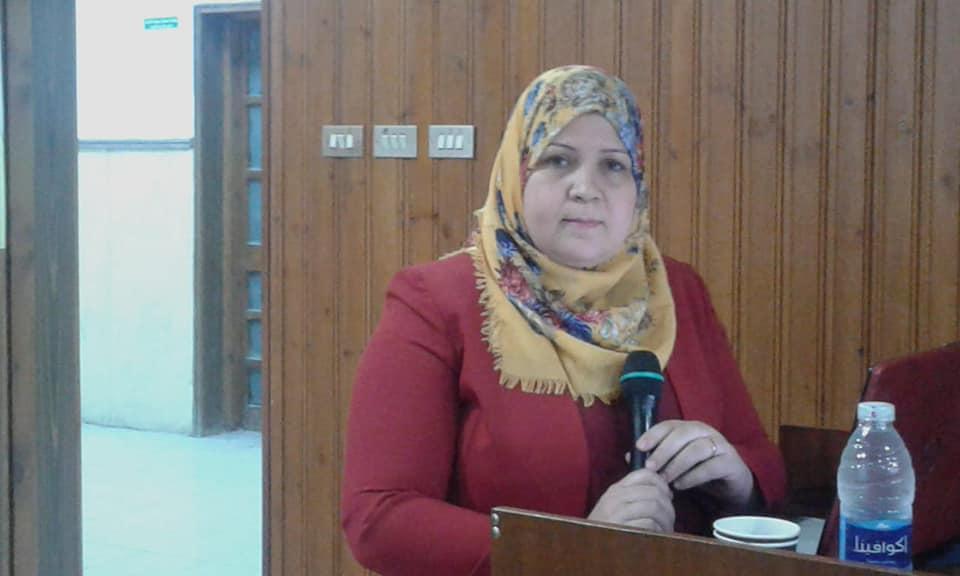 A training program at the Faculty of Pharmacy, Suez Canal University on overuse and misuse of antibiotics