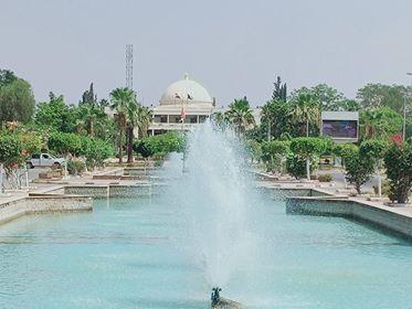Interview du recteur de l'université Canal de Suez diffuse par la radio de l'université sur le projet d'amendements constitutionnels