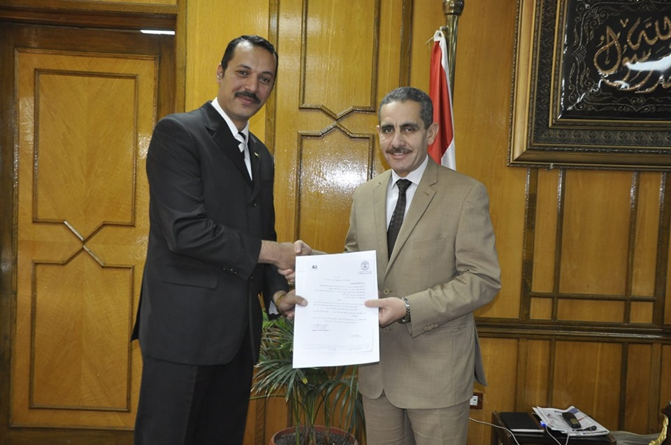 Nomination du dr.Mohammed Ghoneim comme directeur du centre de développement de l'enseignement universitaire